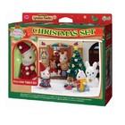 Набор фигурок Сильвания Рождественский праздник (Sylvanian Families Christmas Set 2225)