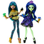 Набор Monster High Нефера и Аманита (Mattel DMD73)