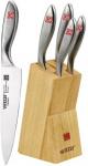 Набор Vitesse Classic 5 ножей с подставкой (VS-9204)