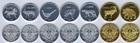 Набор монет Нагорный Карабах 2013 UNC-