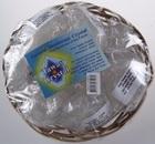 Натуральный кристаллический дезодорант (Tawas Crystal) (10 шт в бамбуковой корзине по 55г)