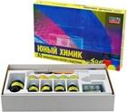 Научные развлечения Юный химик стартовый набор 65 (HP00014)