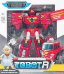 Робот трансформер Tобот Эволюция R Пожарная со звуком и светом Young TOYS 301016