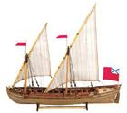 Сборная модель Мастер-Корабель Дуббель-шлюпка (МК0201)