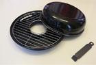 Сковорода Чудо Гриль-Газ эмалированное однослойное покрытие с мраморной крошкой (D518)