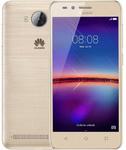 Смартфон Huawei Y3 II золотистый