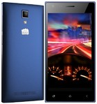 Смартфон Micromax Canvas Xpress Q413 4G Blue