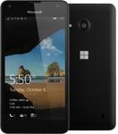 Смартфон Microsoft Lumia 550 LTE Black
