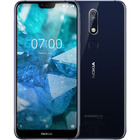 Смартфон Nokia 7.1 3/32GB (TA-1095) Blue