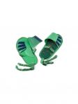 Ляпко массажный коврик Стелька Плюс 5,0 мм шаг игл, размер 40-43  зеленый