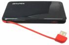 Универсальный внешний аккумулятор Awei P10K black