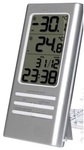 Цифровой термометр Albireo 42308 aluminium (RST IQ 308, 02308)