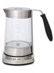 Чайник Kitfort KT-601, серебристый