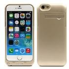 Чехол-аккумулятор для Apple iPhone 6 plus Power Bank i6U 5000mAh золотой