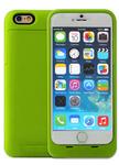 Чехол-аккумулятор Backup Battery 3200mAh для Apple iPhone 6 зеленый