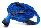 Шланг Magic Hose 30 м (синий) + насадка-распылитель