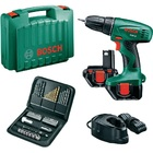 Шуруповерт Bosch PSR 12 1.2Ah x2 Case Set1