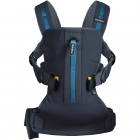 Эргорюкзак BabyBjorn One Outdoors dark blue