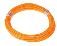 ABS пластик для 3D-ручек оранжевый
