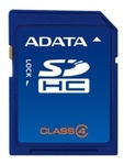 A-Data Карта памяти SDHC 32GB Class 4  AP32GSDHC4-R