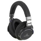 Наушники полноразмерные Audio-Technica ATH-MSR7BK