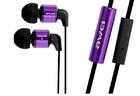Наушники с микрофоном Awei ES600i фиолетовые
