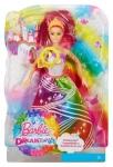 Кукла Barbie Радужная принцесса с волшебными волосами Mattel DPP90