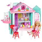 """Набор Barbie кукольный домик """"Челси"""" Mattel DWJ50"""