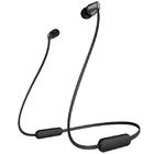 Наушники Bluetooth Sony WI-C310 Black