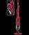Вертикальный пылесос Bosch BBH21630R