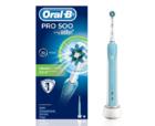 Зубная электрощетка Braun Oral-B Pro 500 CrossAction D16.513.U