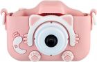 Детский фотоаппарат Clever Toys Fcamcat (розовый)