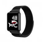 Умные часы Colmi LAND1 Metall (800276-RUZ001-LAND110) черный стальной ремешок