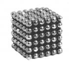 Неокуб Стальной 216 шариков (Neocube-Crazyballs) 6 мм
