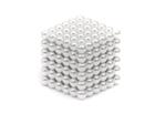 Головоломка Неокуб, Crazyballs Neocube Silver 5мм