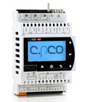 Carel P+D000NH1DEF0 Свободнопрограммируемый контроллер C.PCO MINI DIN HIGH-END, LCD DISPLAY, USB, EXV, ETH, FB, CAN, NFC