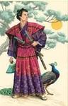 Набор для вышивания Dimensions Самурай (3881)