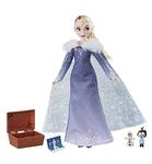 Кукла Disney Frozen Рождество с Олафом Эльза (Hasbro c3382)