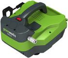 Электрический воздушный компрессор Greenworks GWACTL