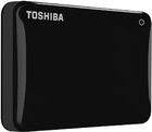 Жесткий диск Toshiba Canvio Connect II 2Tb Black (HDTC820EK3CA)