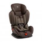 Автокресло группа 1/2/3 (9-36 кг) Happy Baby Mustang brown