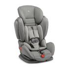 Автокресло группа 1/2/3 (9-36 кг) Happy Baby Mustang grey