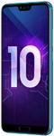 Смартфон Honor 10 4/64GB (COL-L29) мерцающий синий