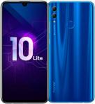 Смартфон Honor 10 Lite 3/64GB (HRY-LX1) сапфировый синий