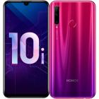 Смартфон Honor 10i 4/128GB (HRY-LX1T ЕАС) мерцающий красный