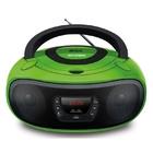 Магнитола Hyundai H-PCD260 зеленый