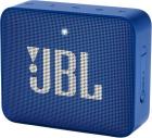 Портативная акустика JBL GO 2 Plus Blue (JBLGO2PLUSBLU)