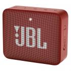 Портативная акустика JBL GO 2 Plus Red (JBLGO2PLUSRED)