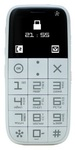 Мобильный телефон Just5 CP10S белый