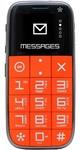 Мобильный телефон Just5 CP10S оранжевый